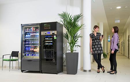 Unymar servicio técnico máquinas vending madrid