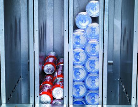 máquinas vending de refrescos en Madrid