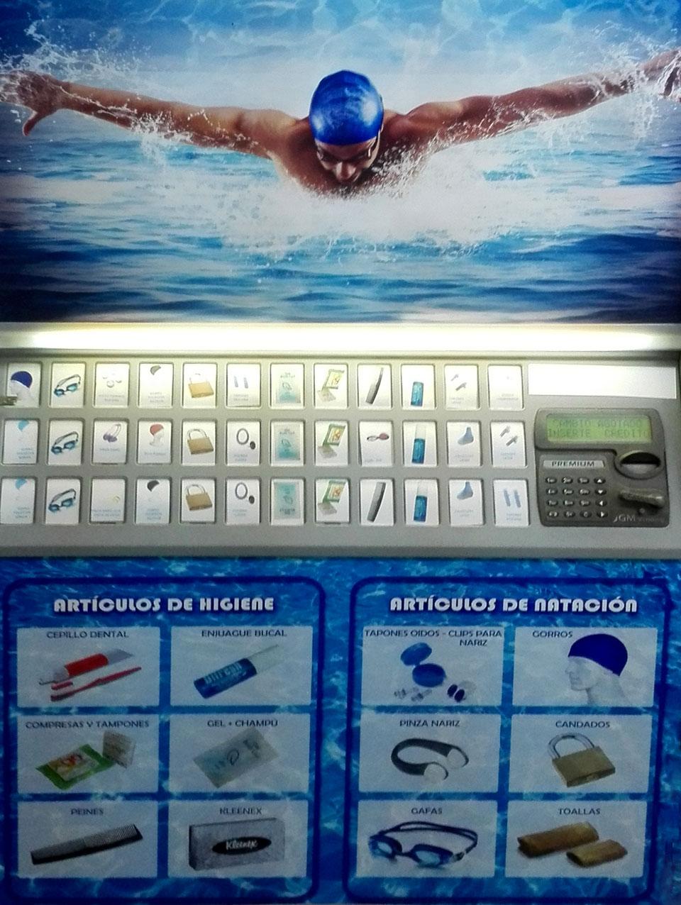 Máquinas Vending Especiales