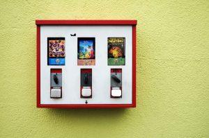 hackeo vending